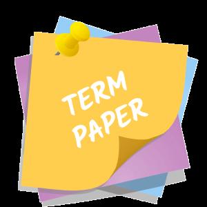 buy a term paper